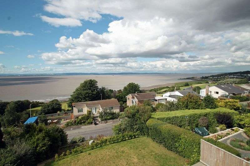 5 Bedrooms Detached House for sale in Raleigh Rise, Portishead