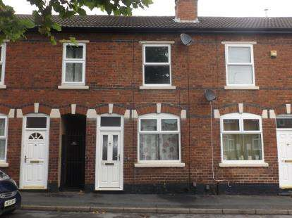2 Bedrooms Terraced House for sale in All Saints Road, Wolverhampton, West Midlands