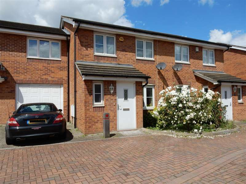 Terraced house in  Nine Acres Close  Hayes  UB3  Richmond