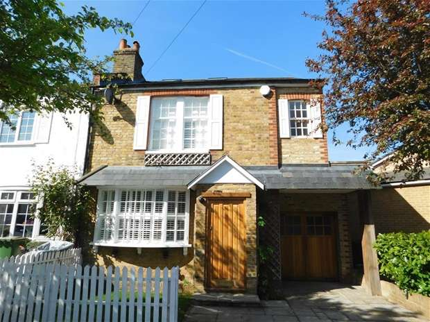 Terraced house in  Kings Road  Long Ditton  Surbiton  KT6  Richmond