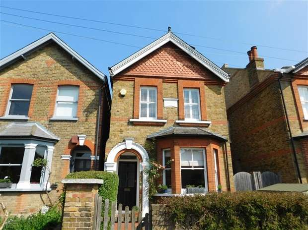 Detached house in  Ellerton Road  Surbiton  KT6  Richmond
