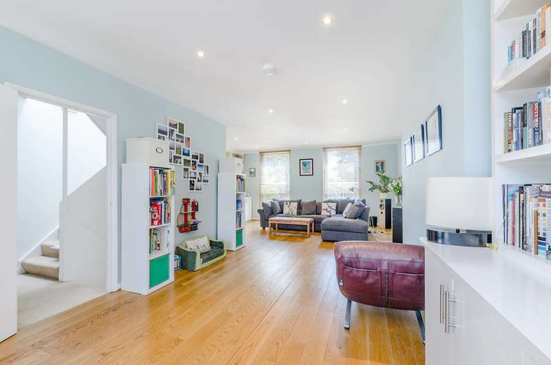 Terraced house in  Briary Close  London  NW3  Camden