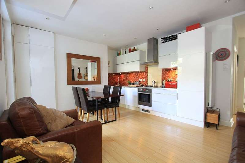 Flat in  Victoria Road  London  NW6  Richmond