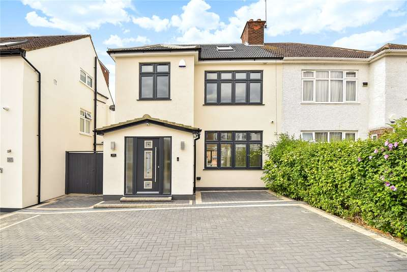 Semi Detached in  Pinner Park Avenue  Harrow  Middlesex  HA2  Richmond