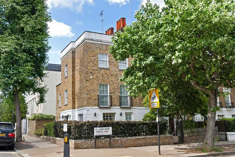 House in  St Johns Wood Terrace  St. Johns Wood  London  NW8  Richmond