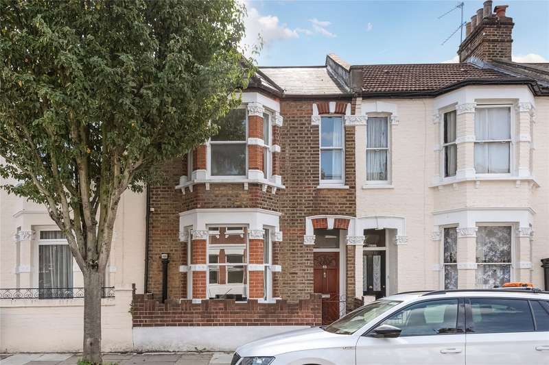 Terraced house in  Beryl Road  London  W6  Richmond