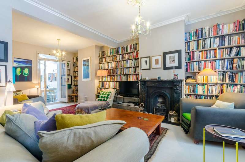 Terraced house in  Sutherland Road  Chiswick  W4  Chiswick