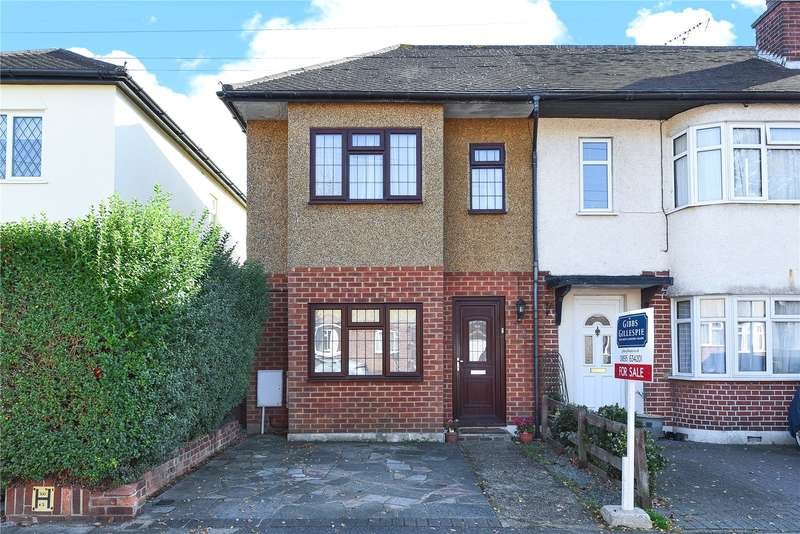 House in  Sidmouth Drive  Ruislip  Middlesex  HA4  Richmond