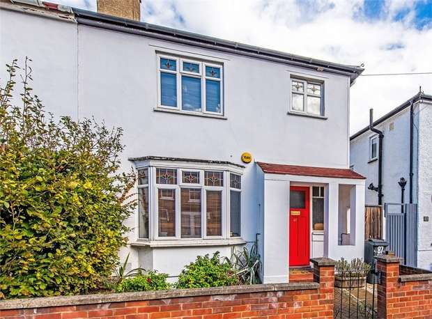 Semi Detached in  Castle Road  Isleworth  Middlesex  TW7  Richmond