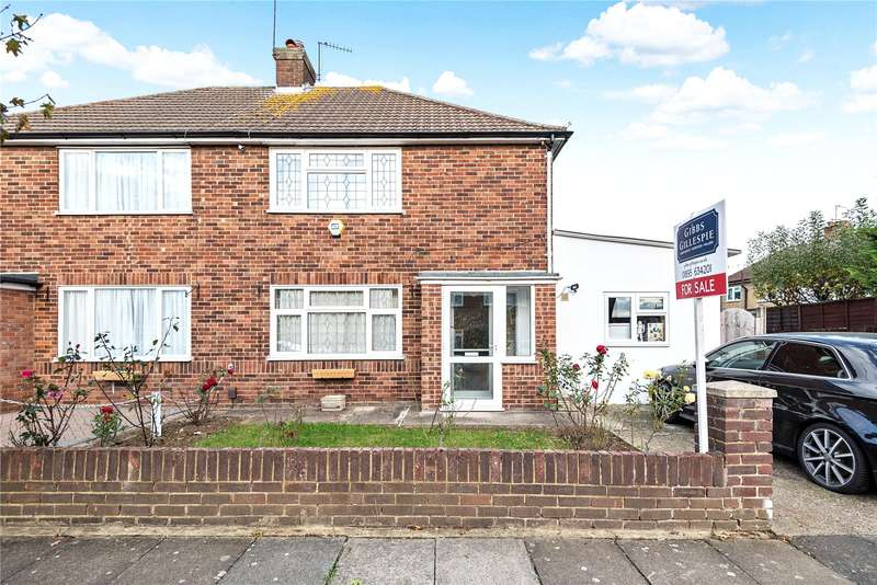 House in  Lynmouth Drive  Ruislip  Middlesex  HA4  Richmond