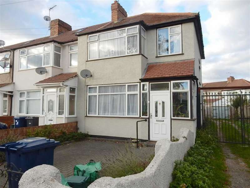 House in  St Josephs Drive  Southall  Middlesex  UB1  Richmond