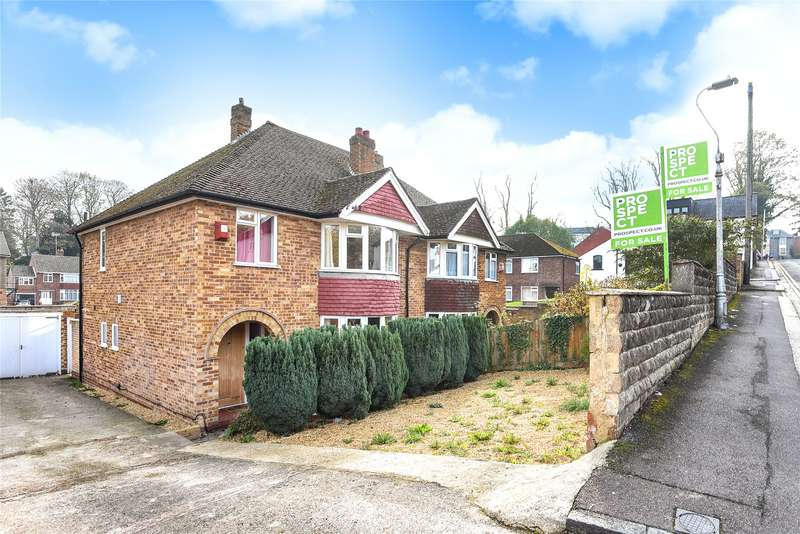 Semi Detached in  Brunswick Hill  Reading  Berkshire  RG1  Reading