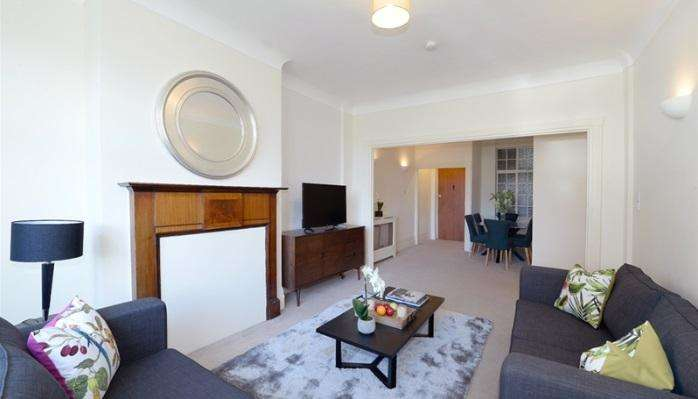 Flat in  Park Road  St. Johns Wood  London  NW8  Richmond