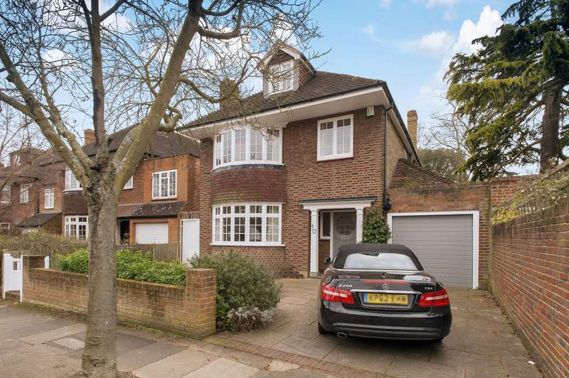 Detached house in  Clare Lawn Avenue  London  SW14  Richmond