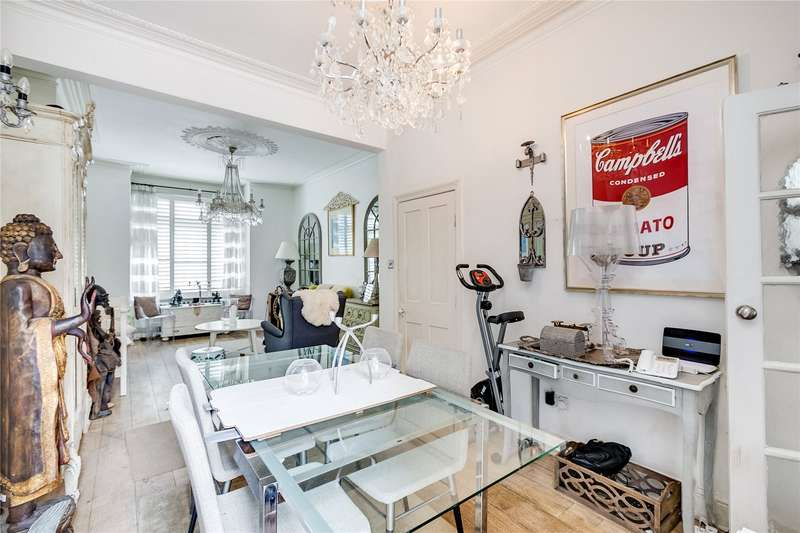 Terraced house in  Munster Road  London  SW6  Richmond