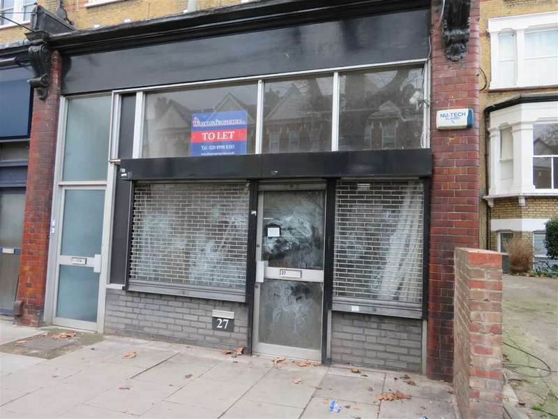 Commercial in  The Avenue  Ealing  W13  Richmond