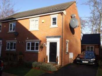 3 Bedrooms Semi Detached House for sale in The Pines, Manchester, Greater Manchester