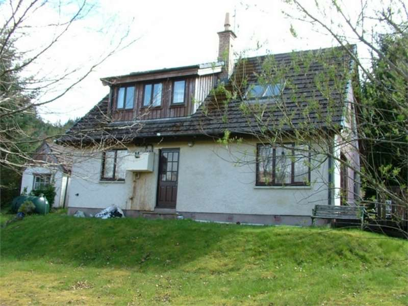 5 Bedrooms Detached House for sale in Strome Ferry, Ross-Shire, Highland