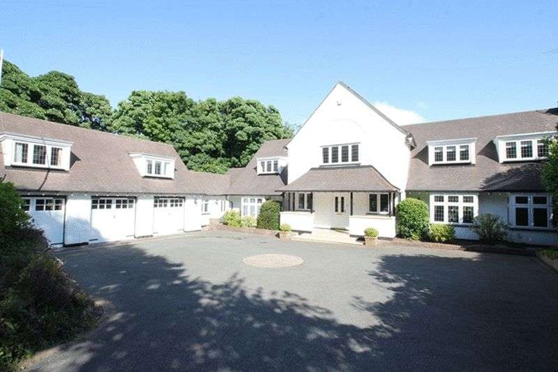5 Bedrooms Detached House for sale in Kings Drive, Caldy, Wirral