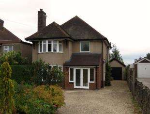 3 Bedrooms Detached House for sale in Nottingham Drive, Wingerworth, Chesterfield, Derbyshire