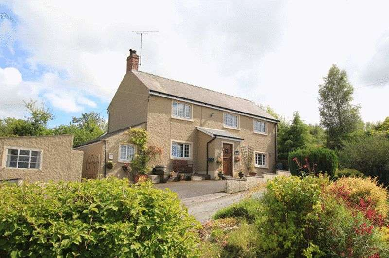 4 Bedrooms Detached House for sale in MAESYCRUGIAU