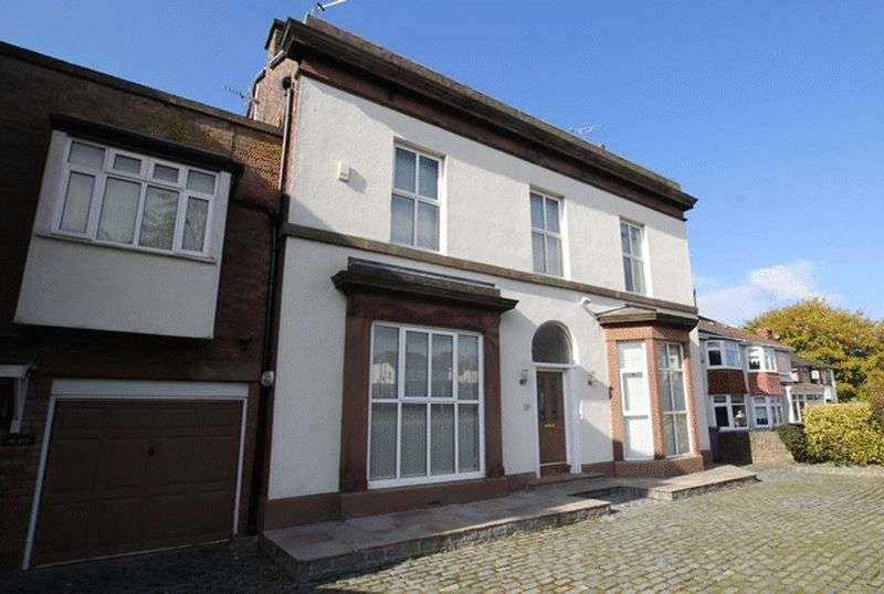 6 Bedrooms Semi Detached House for sale in Olive Lane, Wavertree, Liverpool, L15