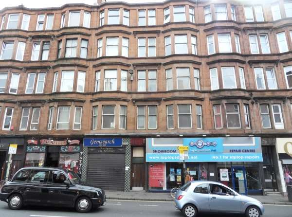 1 Bedroom Flat for sale in Dumbarton Road, Glasgow