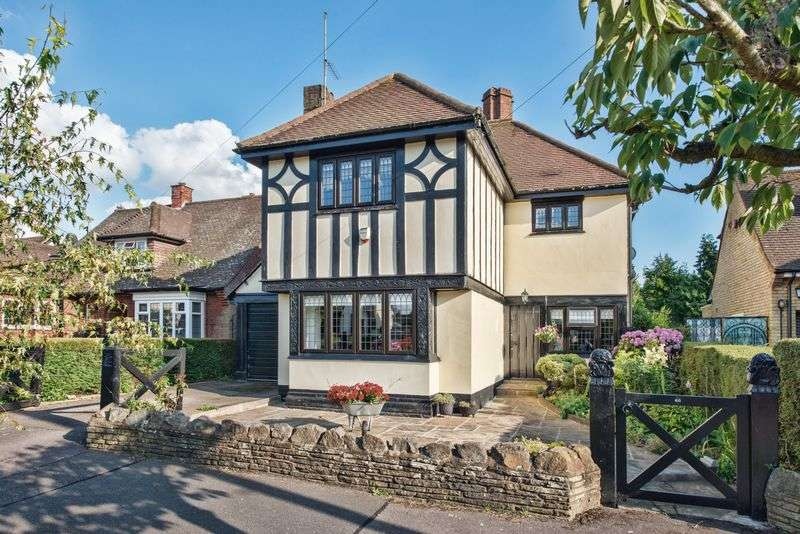 3 Bedrooms Detached House for sale in Ludlow Avenue, Luton