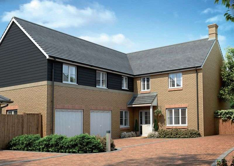 5 Bedrooms Detached House for sale in Prestigious Development -Stamford - Countryside Views