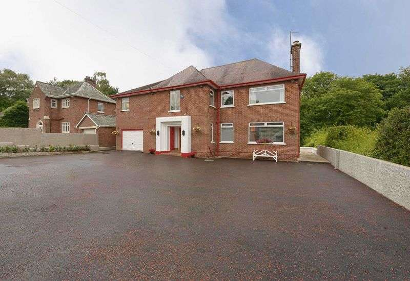 4 Bedrooms Detached House for sale in 83 Church Road, Belfast, BT8 7AN