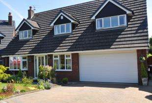 4 Bedrooms Detached House for sale in Oban Court, Grimsargh, Preston, Lancashire, PR2