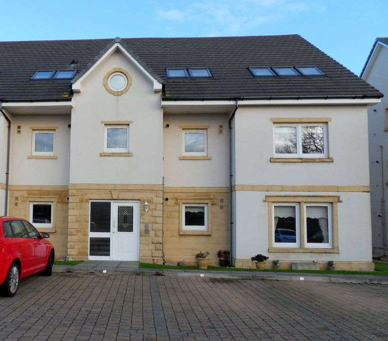 2 Bedrooms Ground Flat for sale in Whiteside Gardens, Prestwick, KA9