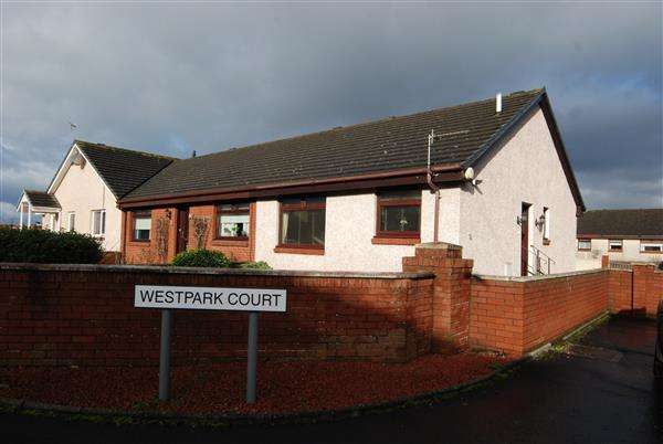 2 Bedrooms End Of Terrace House for sale in Westpark Court, Stevenston