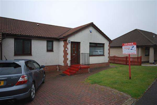 3 Bedrooms Bungalow for sale in The Meadows, Kilwinning