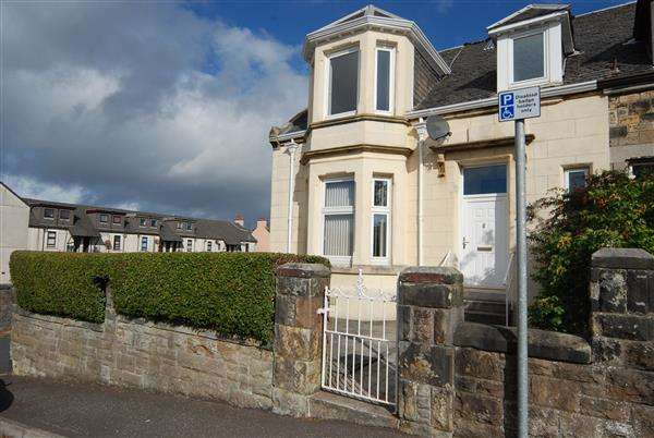 4 Bedrooms Semi Detached House for sale in Hill Place, Ardrossan, Ardrossan