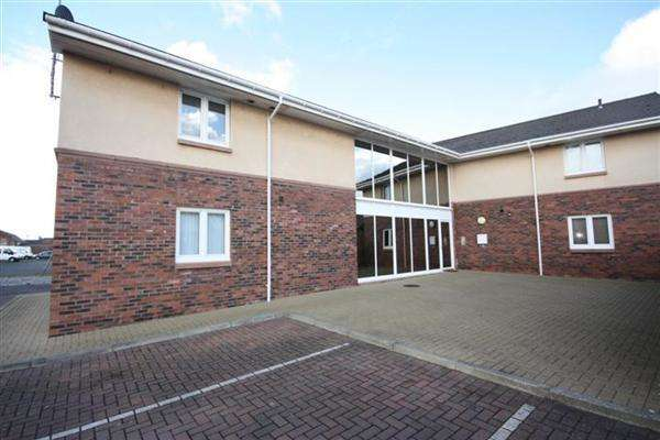 1 Bedroom Apartment Flat for sale in Halls Vennal, Ayr