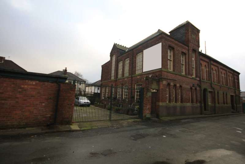 10 Bedrooms Commercial Property for sale in The Old School House, Walker Street, Manchester