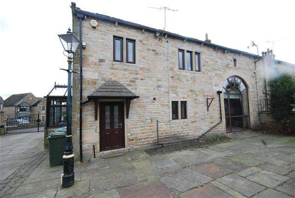 5 Bedrooms Semi Detached House for sale in Bents Farm Barn, Littleborough