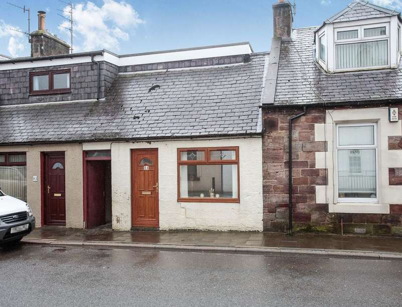2 Bedrooms Bungalow for sale in Main Street, Kirkconnel, Sanquhar, DG4
