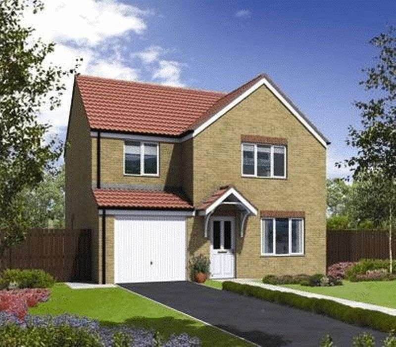 4 Bedrooms Detached House for sale in Plot 140 - The Roseberry - Scholars Gate - 4 Bed Detached