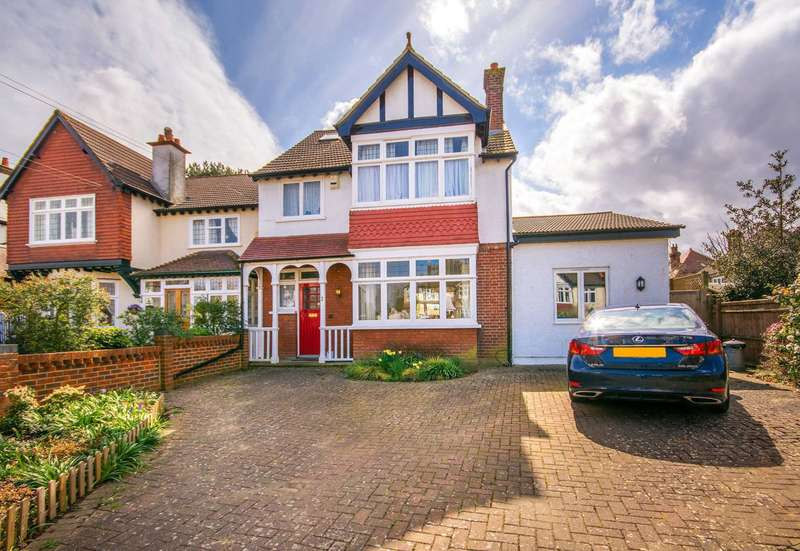 4 Bedrooms House for sale in Carlyle Road, Croydon, CR0