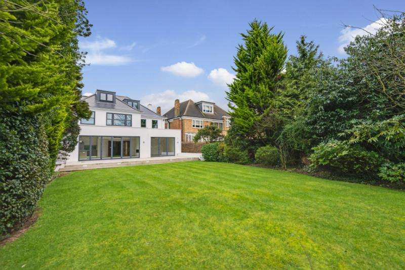 5 Bedrooms Detached House for sale in Manor House Drive, Brondesbury Park