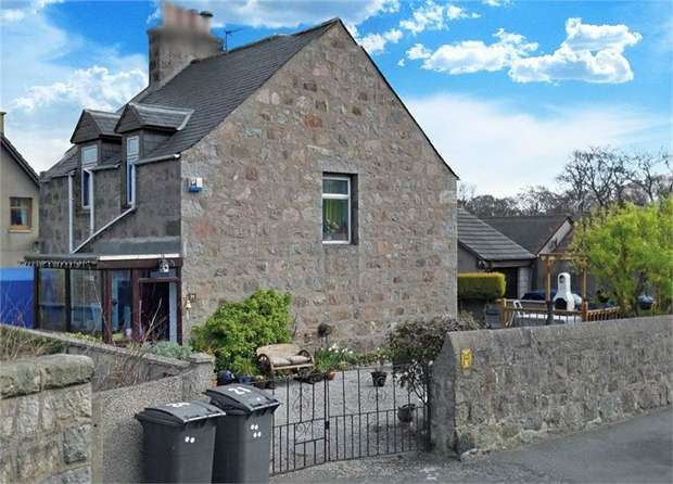 3 Bedrooms Detached House for sale in Market Street, Stoneywood, Aberdeen
