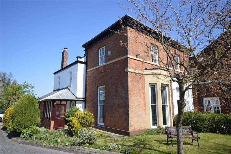4 Bedrooms Property for sale in Stand Lodge, Andrew Close, Radcliffe