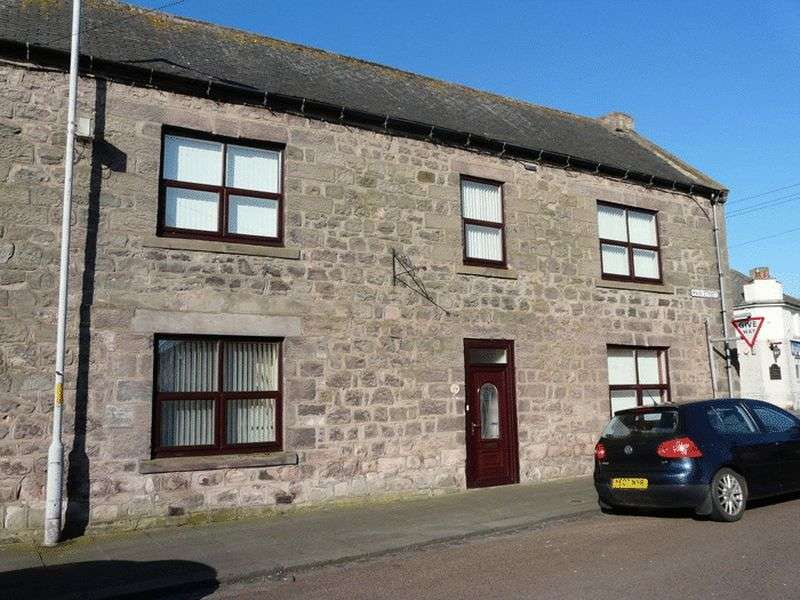 5 Bedrooms Terraced House for sale in Main Street, Spittal, Berwick-Upon-Tweed
