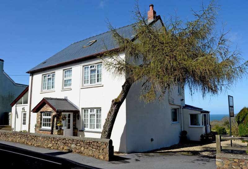8 Bedrooms Detached House for sale in Glan House, Dinas Cross, Newport, Pembrokeshire