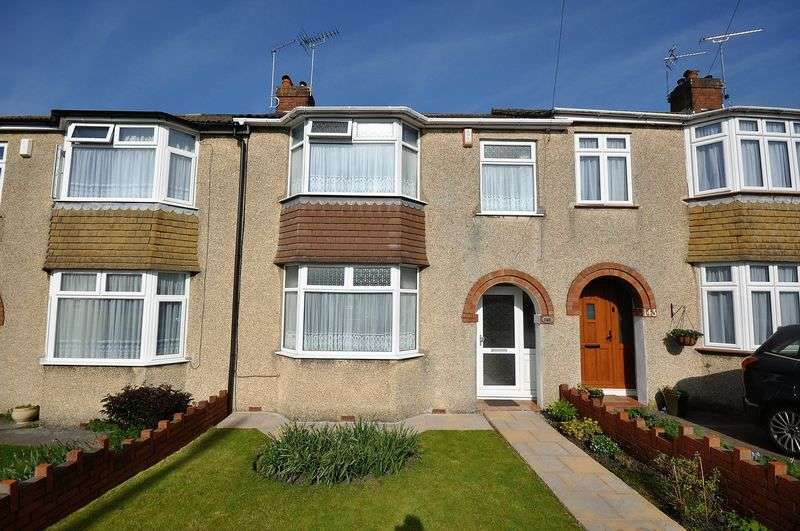 3 Bedrooms Terraced House for sale in Gloucester Road Staple Hill