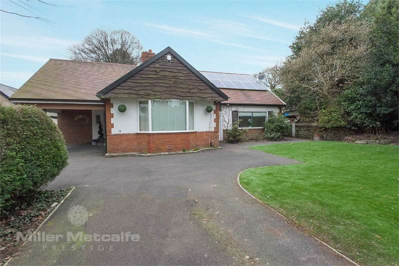 4 Bedrooms Detached House for sale in Lostock Junction Lane, Lostock, Bolton, Lancashire