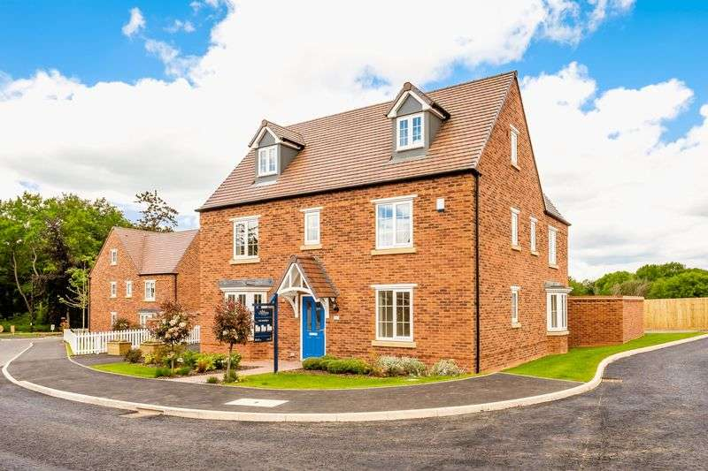 6 Bedrooms Detached House for sale in Lakeside, Wedgwood Park, Barlaston