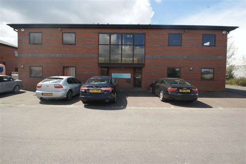 Property for sale in Knights Court. Magellan Close, Andover